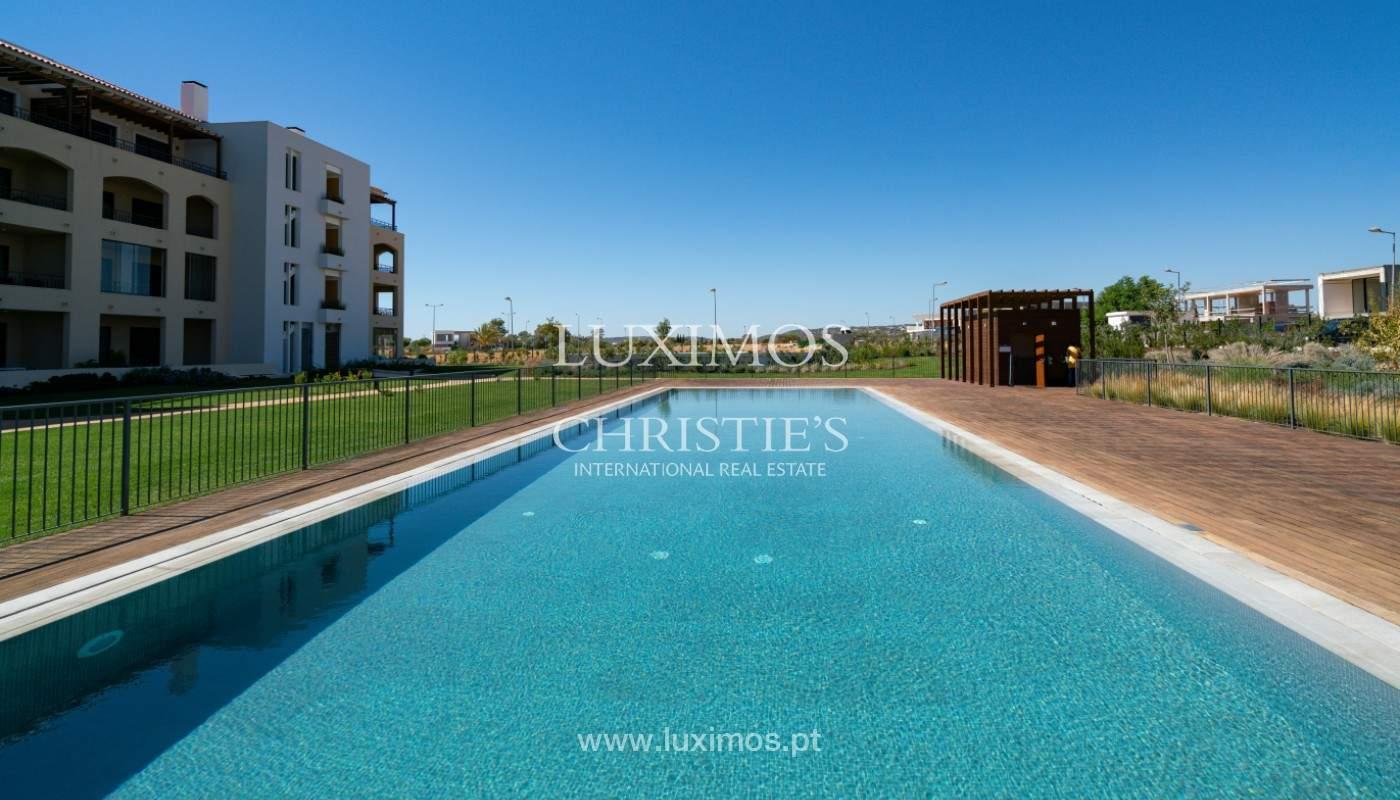 Apartamento novo T2, condominio privado, Vilamoura, Algarve_150120