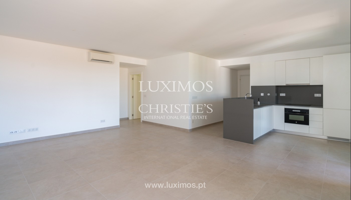 Apartamento novo T2, condominio privado, Vilamoura, Algarve_150121