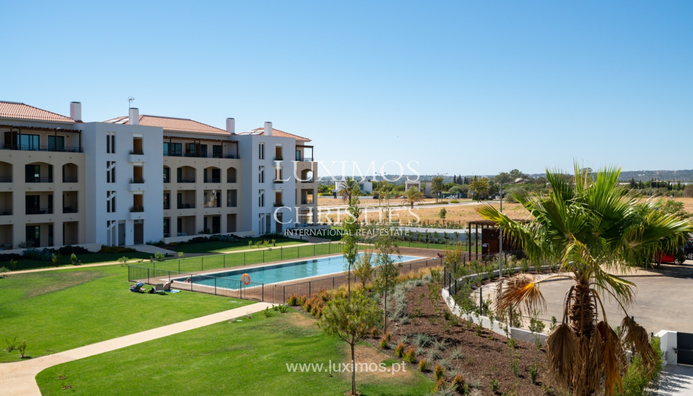 Apartamento novo T2, condominio privado, Vilamoura, Algarve_150129