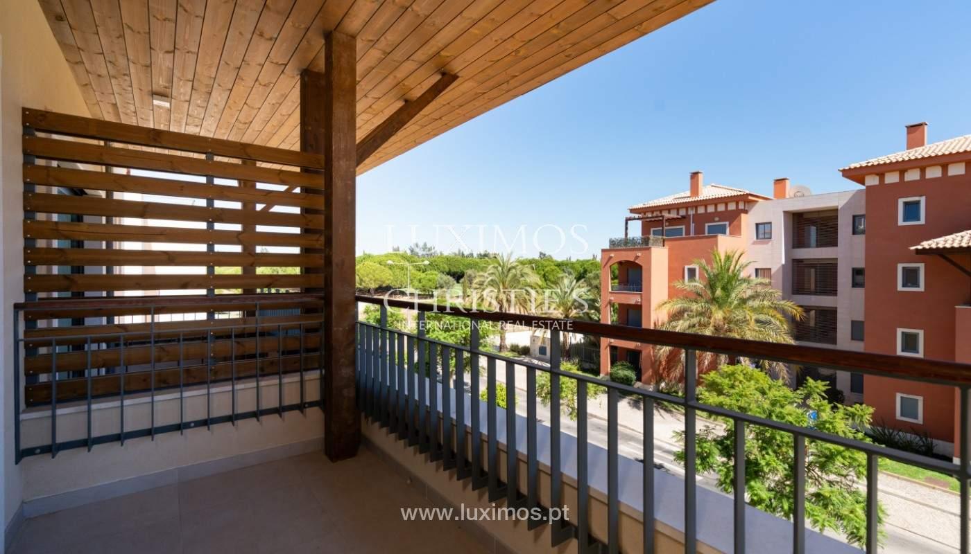 Apartamento novo T2, condominio privado, Vilamoura, Algarve_150140