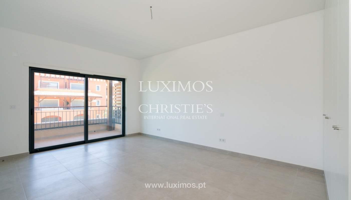 New 2 bedroom apartment, private condominium, Vilamoura, Algarve_150153