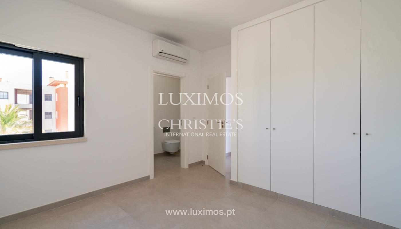 New 2 bedroom apartment, private condominium, Vilamoura, Algarve_150164