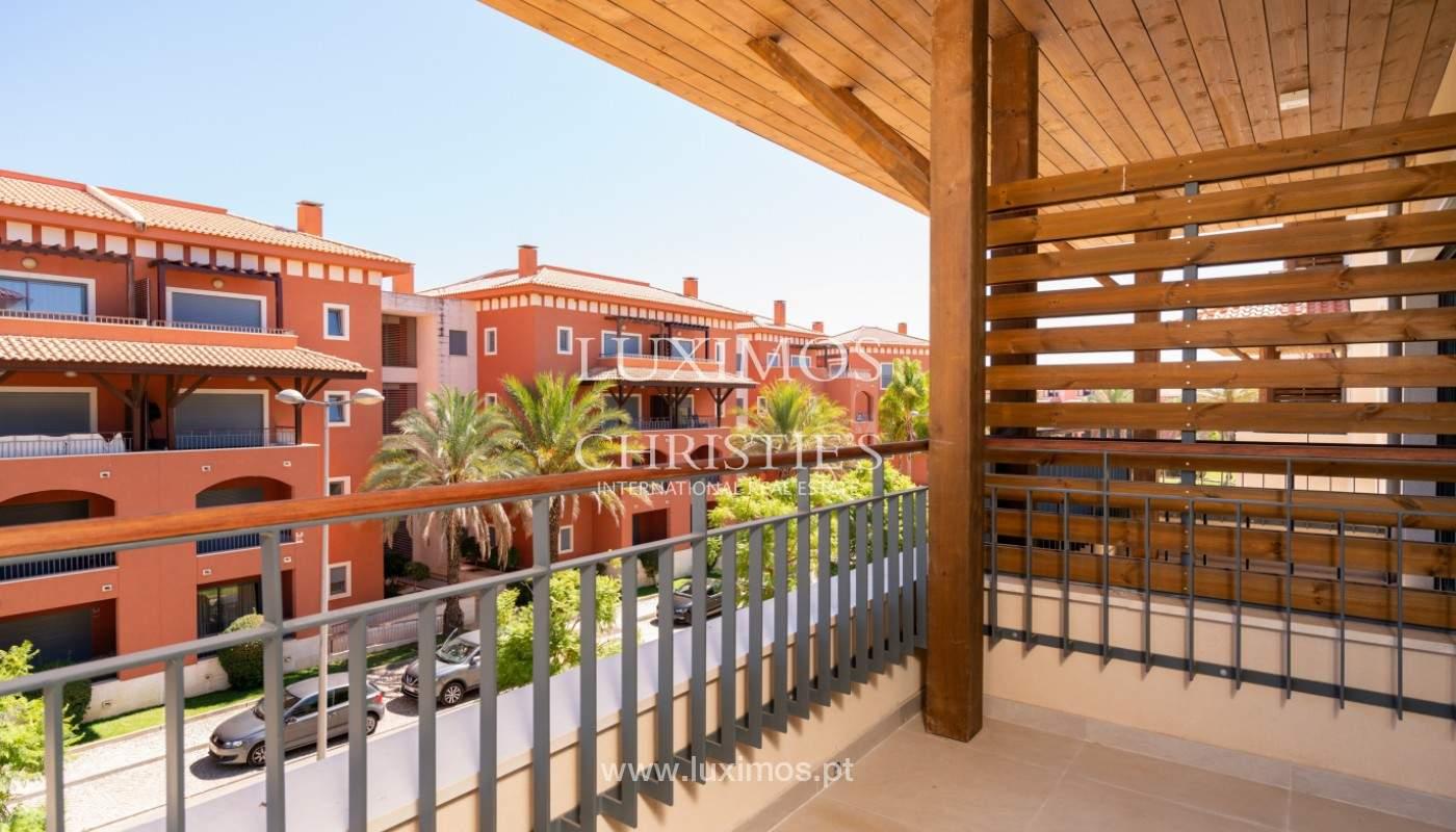 New 2 bedroom apartment, private condominium, Vilamoura, Algarve_150166