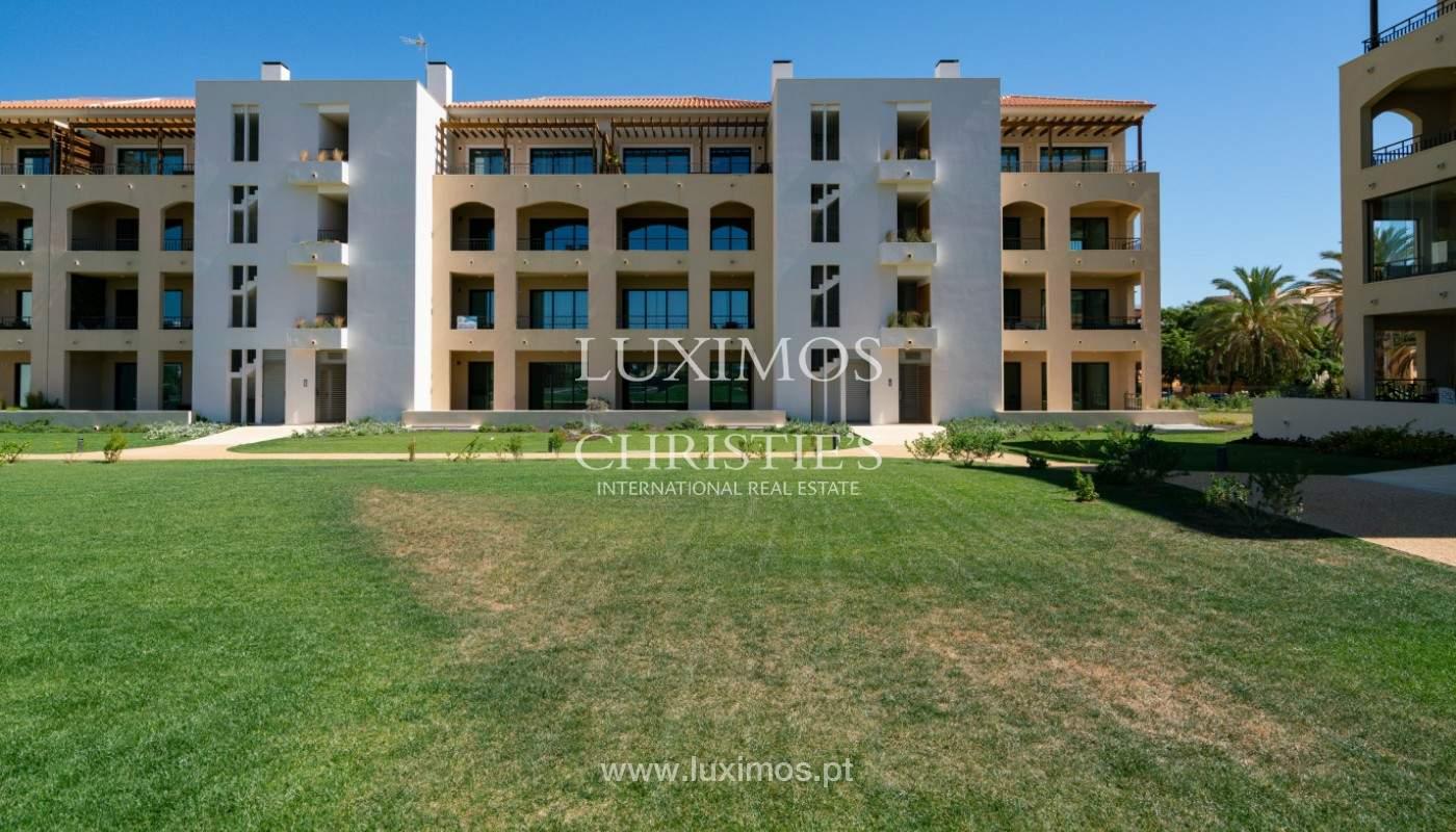 New 2 bedroom apartment, private condominium, Vilamoura, Algarve_150174
