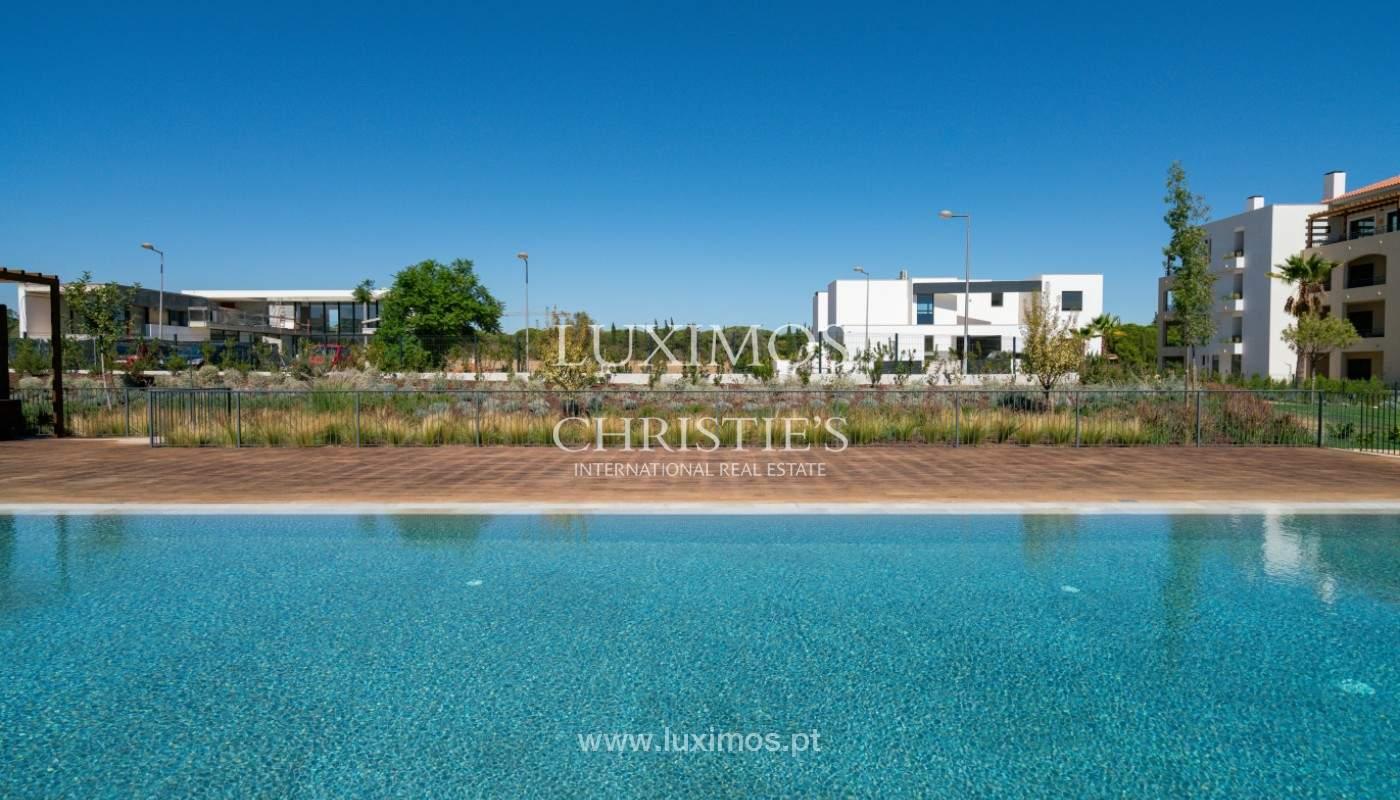 New 2 bedroom apartment, private condominium, Vilamoura, Algarve_150175