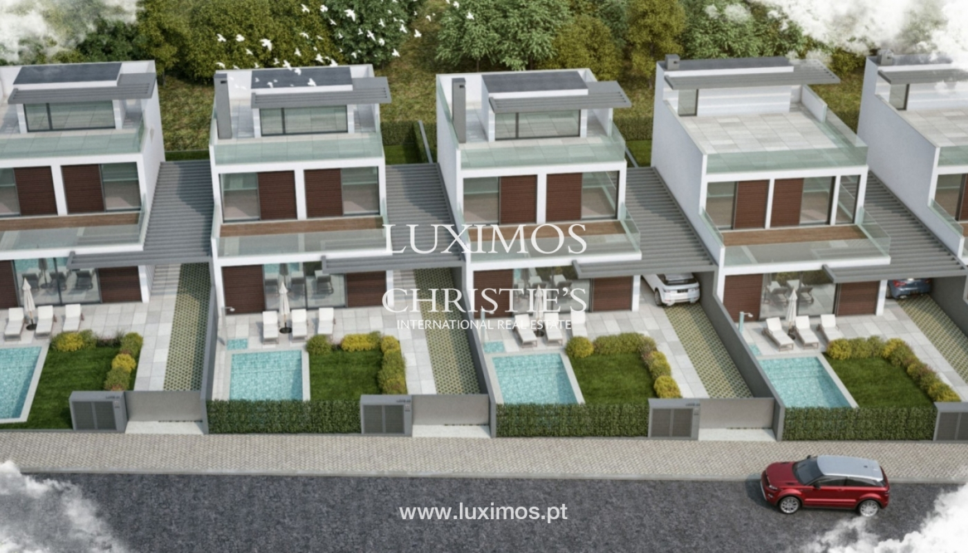 Villa with 3 Bedrooms, under construction, with swimming pool, Tavira, Algarve_150178