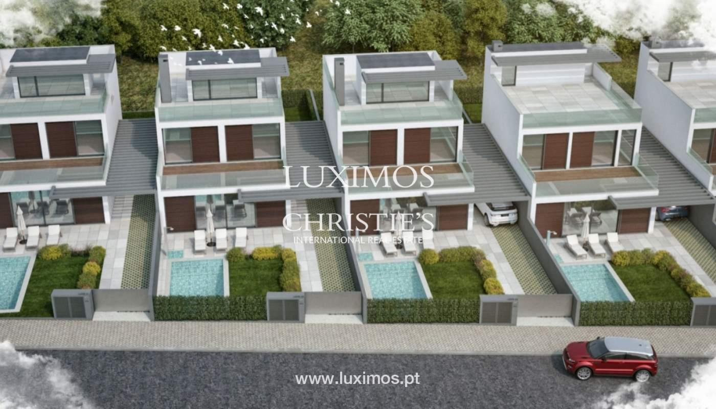 Villa de 3 chambres, en construction, avec piscine, Tavira, Algarve_150178