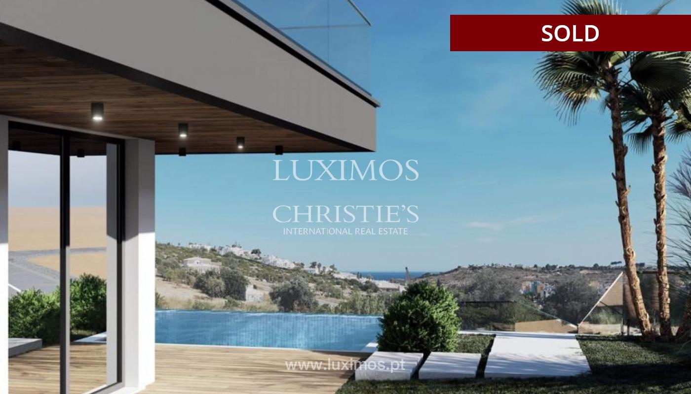 Villa de 4 dormitorios con piscina, en construcción, Albufeira, Algarve_150212