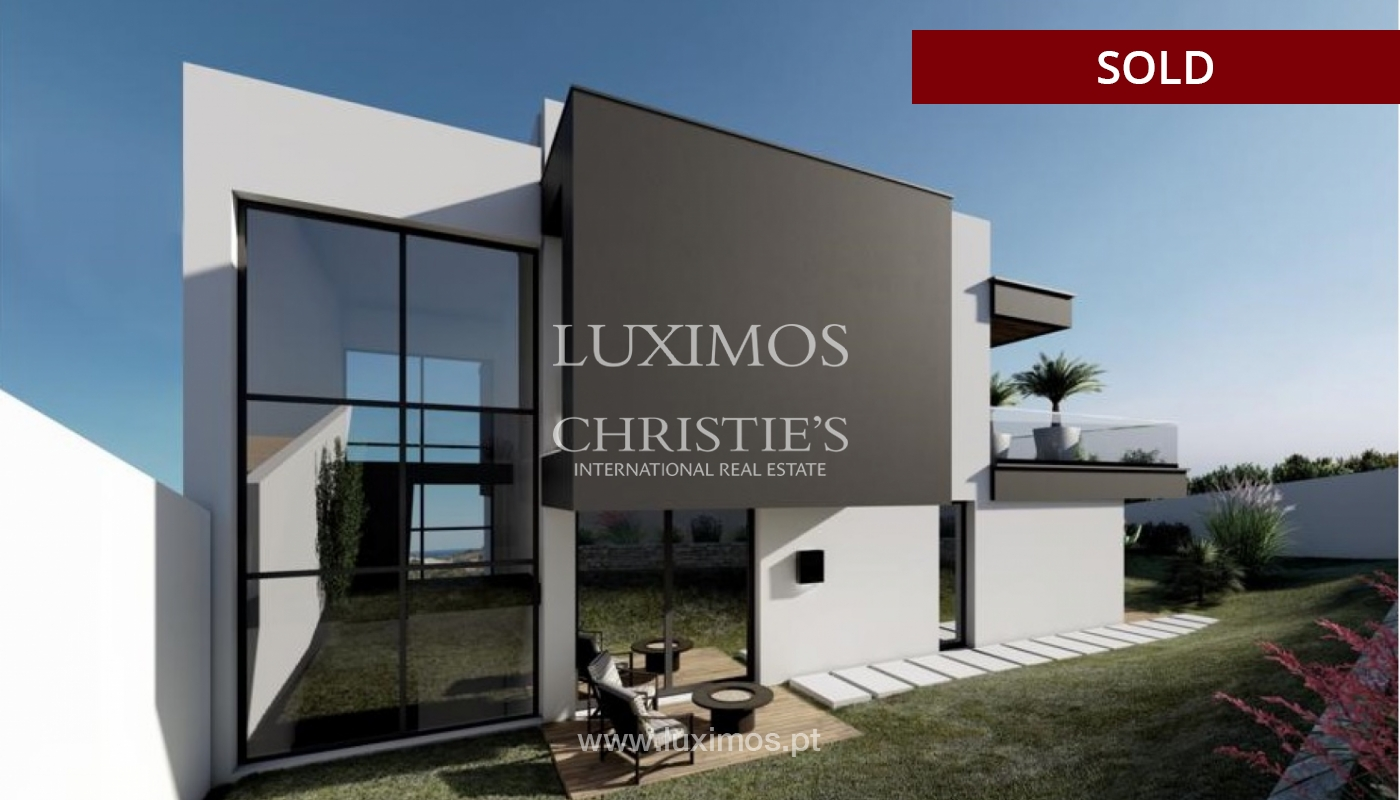 Villa with 4 Bedrooms, swimming pool, under construction, Albufeira, Algarve_150214