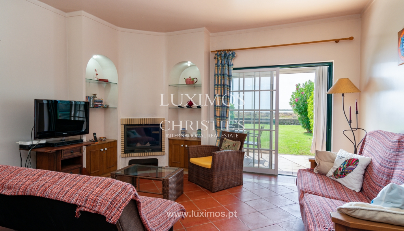 Townhouse with 2 bedrooms, sea views, Cabanas de Tavira, Algarve_150317