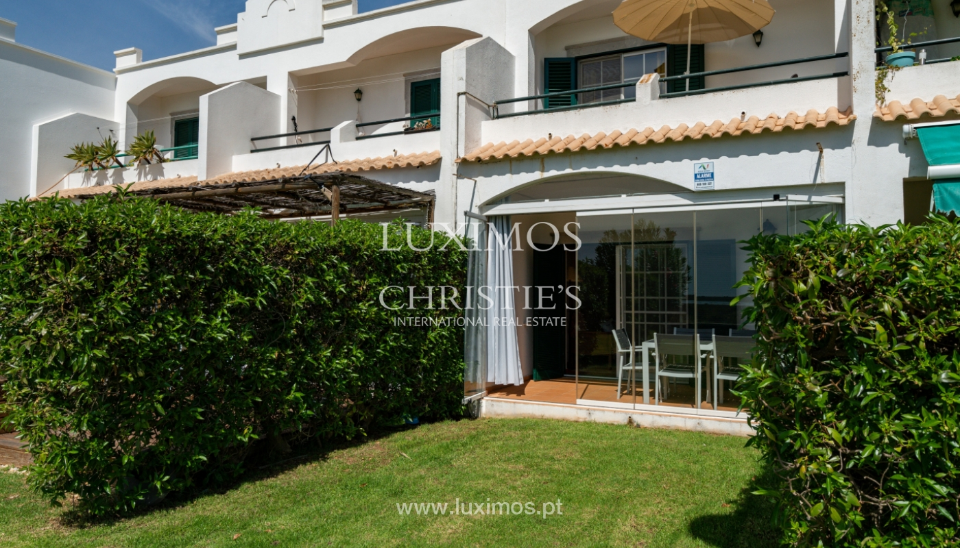 Townhouse with 2 bedrooms, sea views, Cabanas de Tavira, Algarve_150355