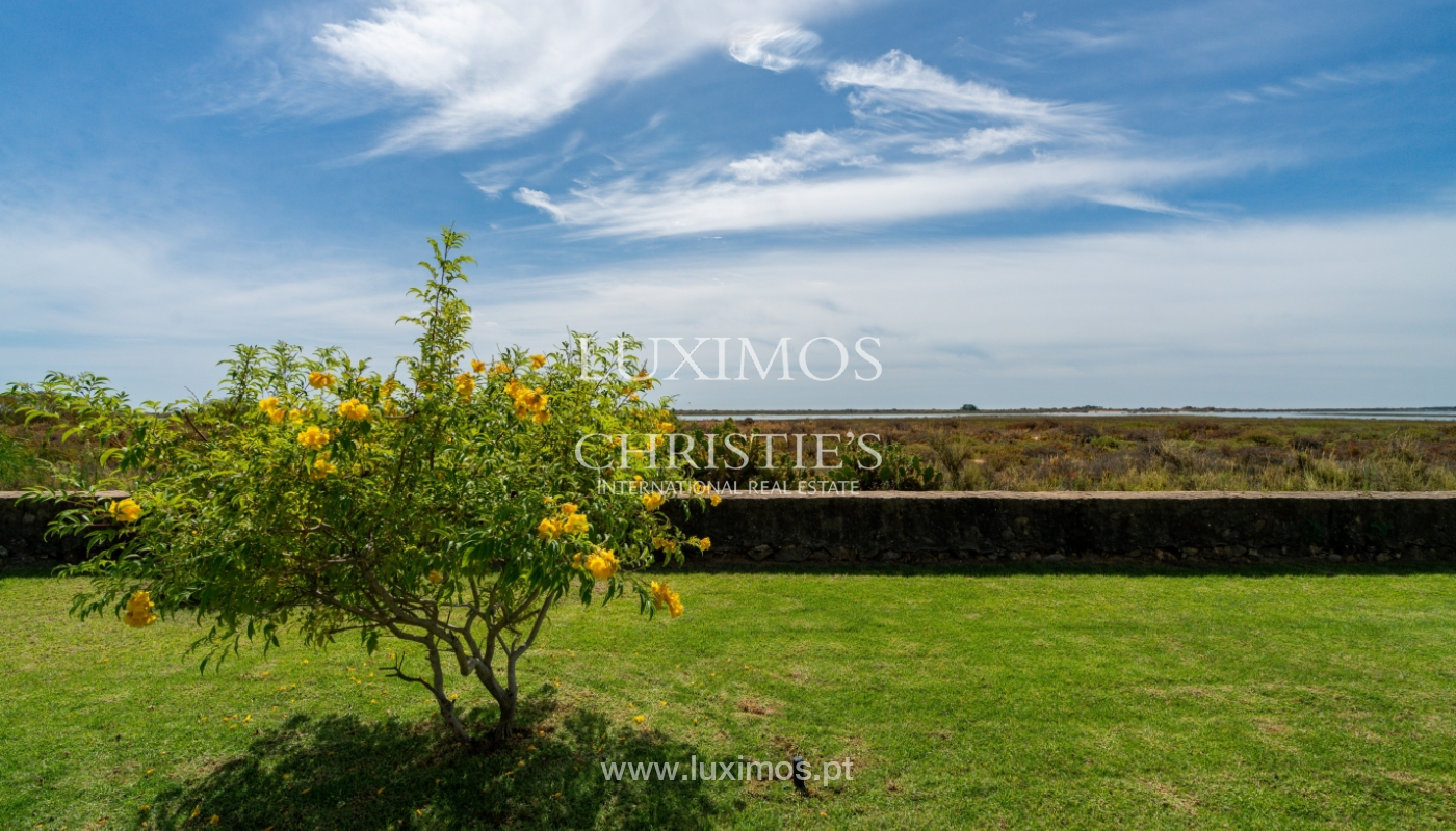 Townhouse with 2 bedrooms, sea views, Cabanas de Tavira, Algarve_150356