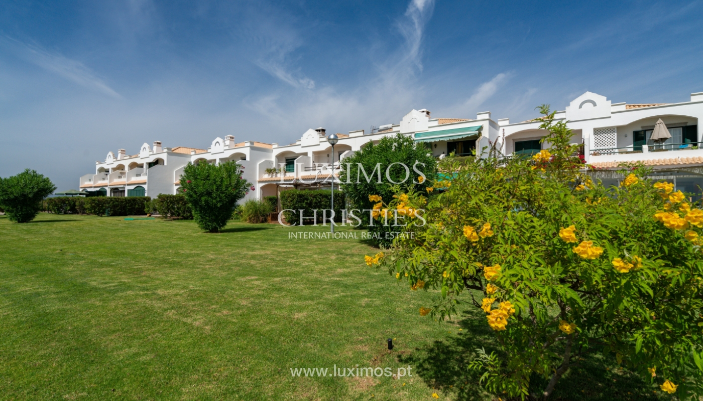 Townhouse with 2 bedrooms, sea views, Cabanas de Tavira, Algarve_150357