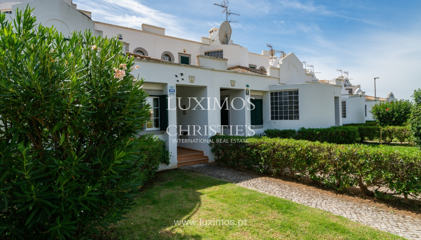 Townhouse with 2 bedrooms, sea views, Cabanas de Tavira, Algarve_150358
