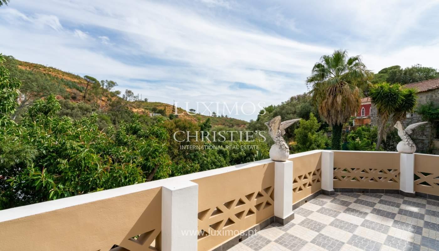 Superbe maison avec jardins et piscine, Caldas de Monchique, Algarve_150366