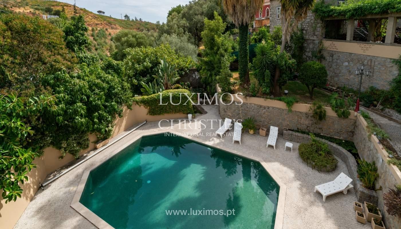 Superbe maison avec jardins et piscine, Caldas de Monchique, Algarve_150368