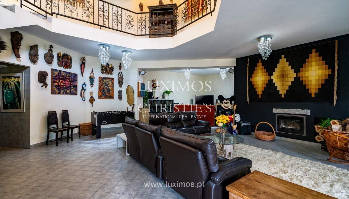 Superbe maison avec jardins et piscine, Caldas de Monchique, Algarve_150377