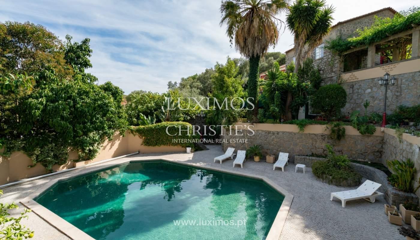 Superbe maison avec jardins et piscine, Caldas de Monchique, Algarve_150380