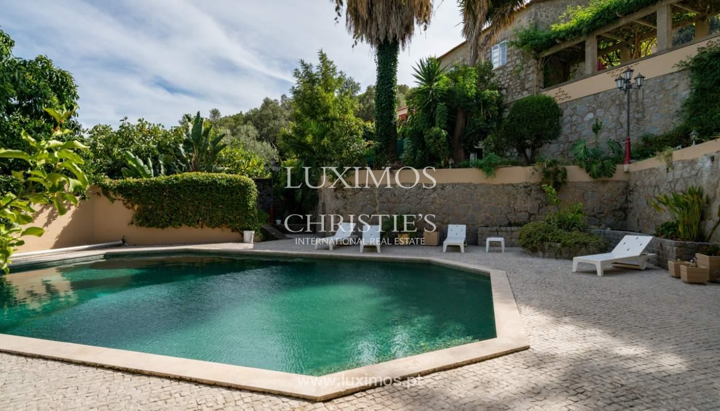 Superbe maison avec jardins et piscine, Caldas de Monchique, Algarve_150385