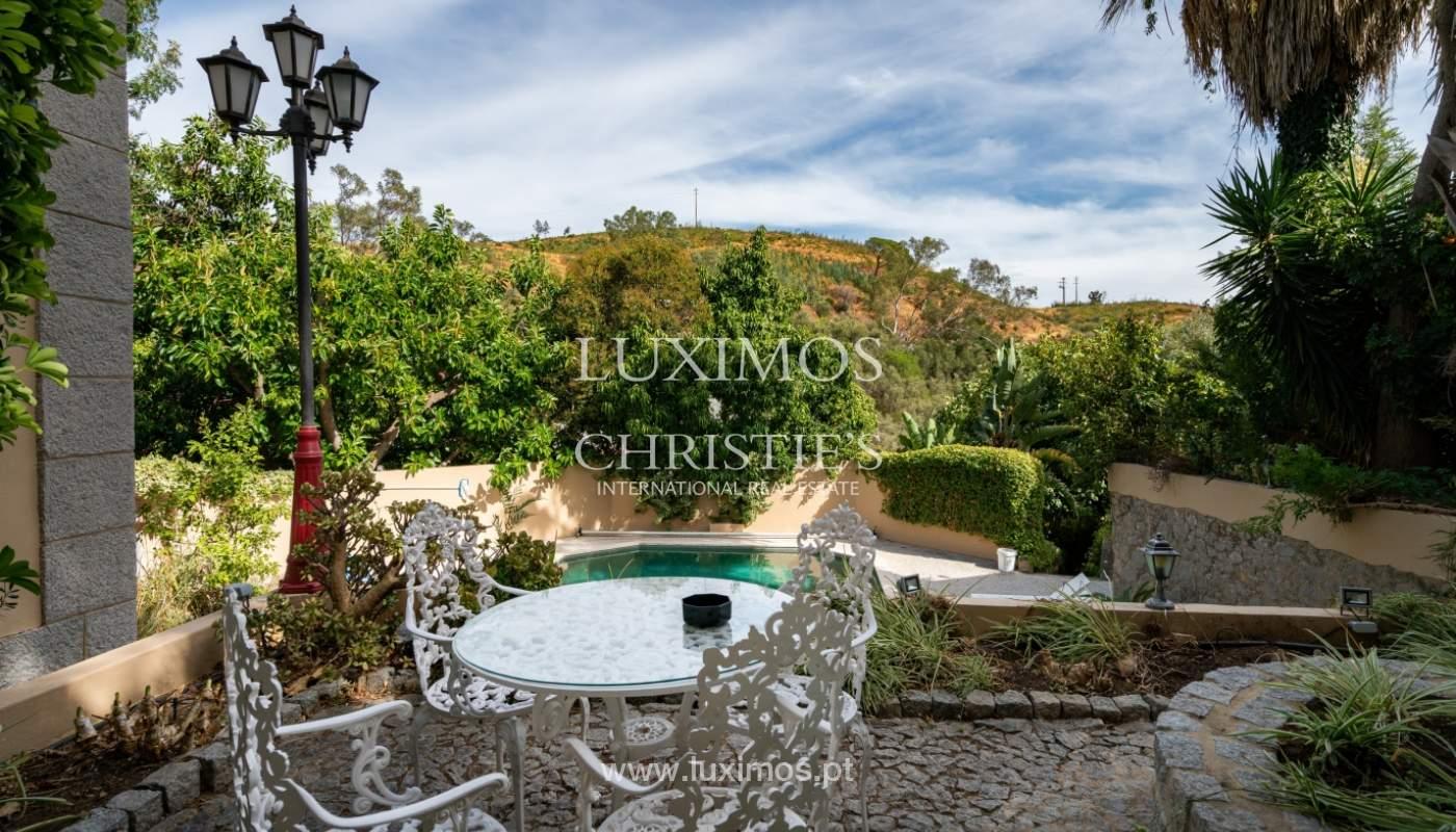 Superbe maison avec jardins et piscine, Caldas de Monchique, Algarve_150387