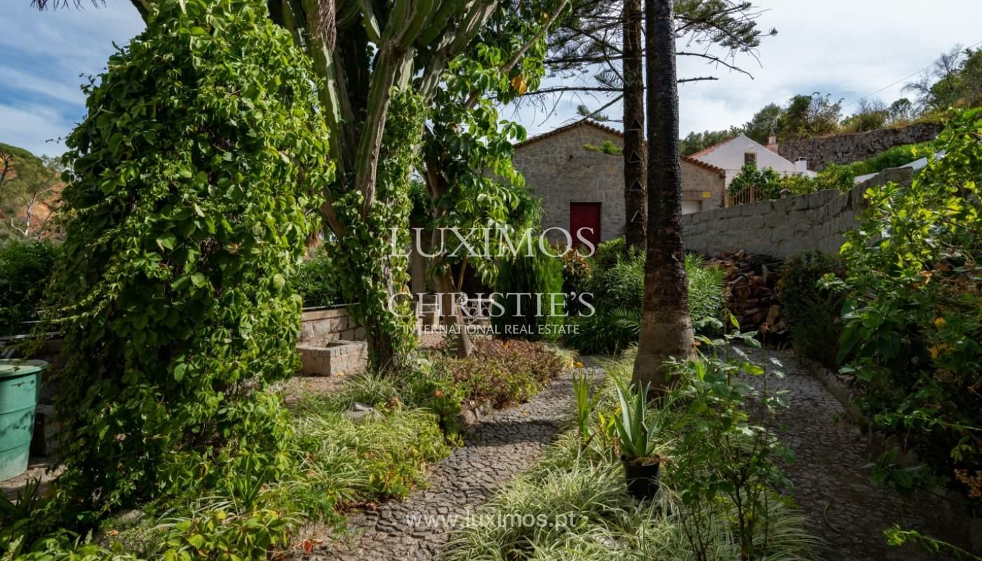 Superbe maison avec jardins et piscine, Caldas de Monchique, Algarve_150388