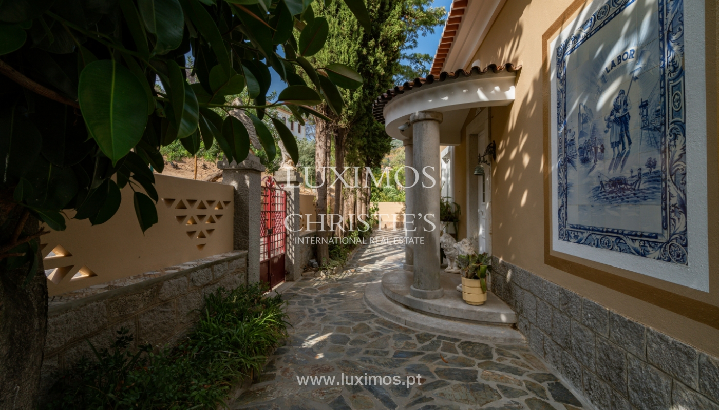 Superbe maison avec jardins et piscine, Caldas de Monchique, Algarve_150389