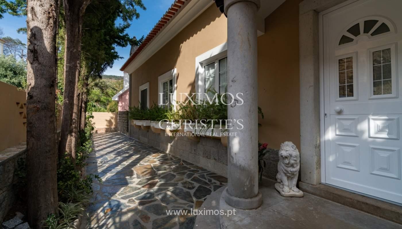 Superbe maison avec jardins et piscine, Caldas de Monchique, Algarve_150390