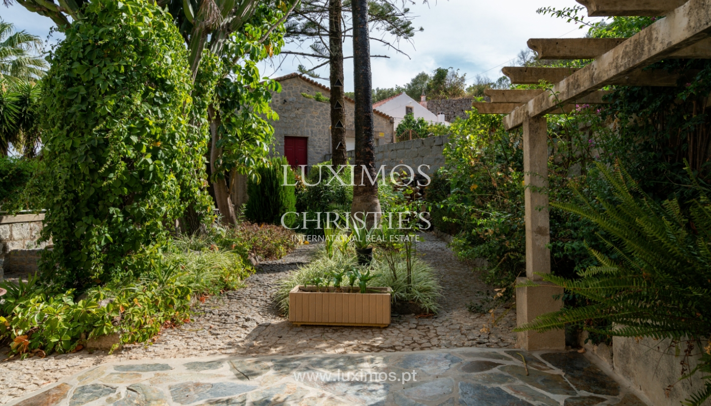 Superbe maison avec jardins et piscine, Caldas de Monchique, Algarve_150392