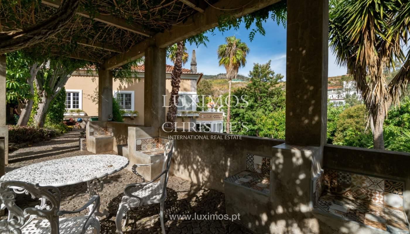 Superbe maison avec jardins et piscine, Caldas de Monchique, Algarve_150393