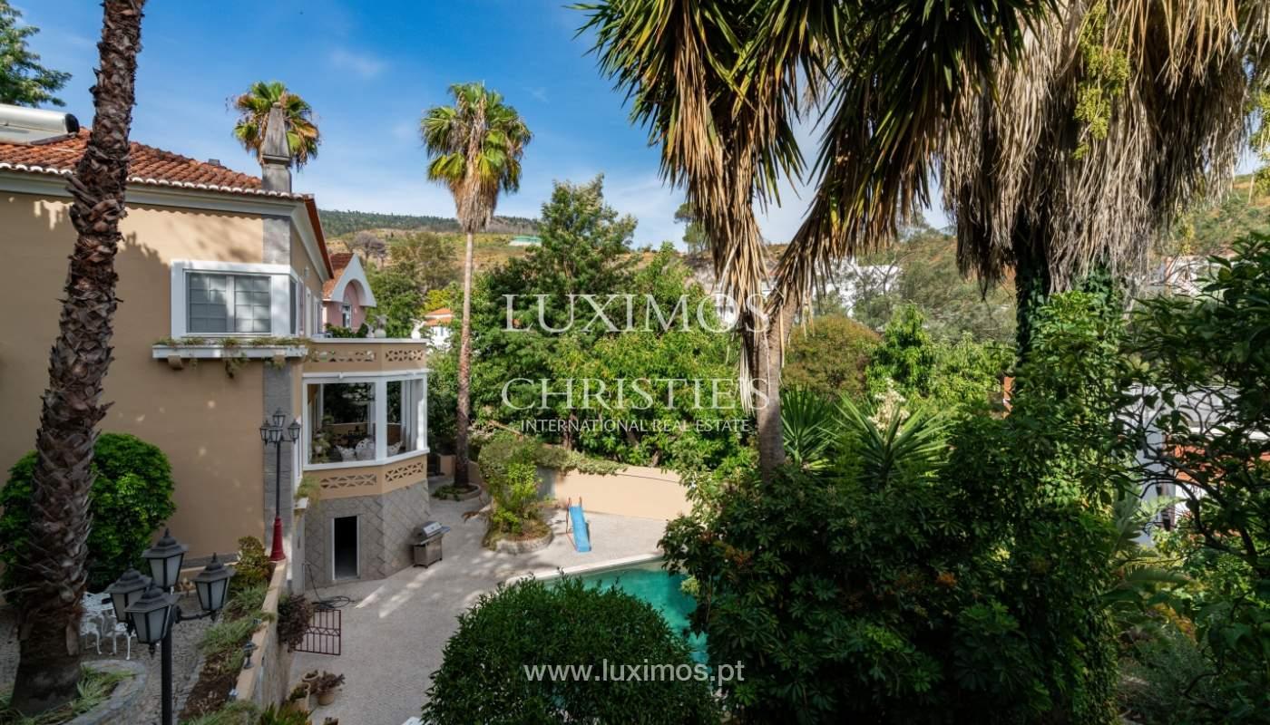 Superbe maison avec jardins et piscine, Caldas de Monchique, Algarve_150394