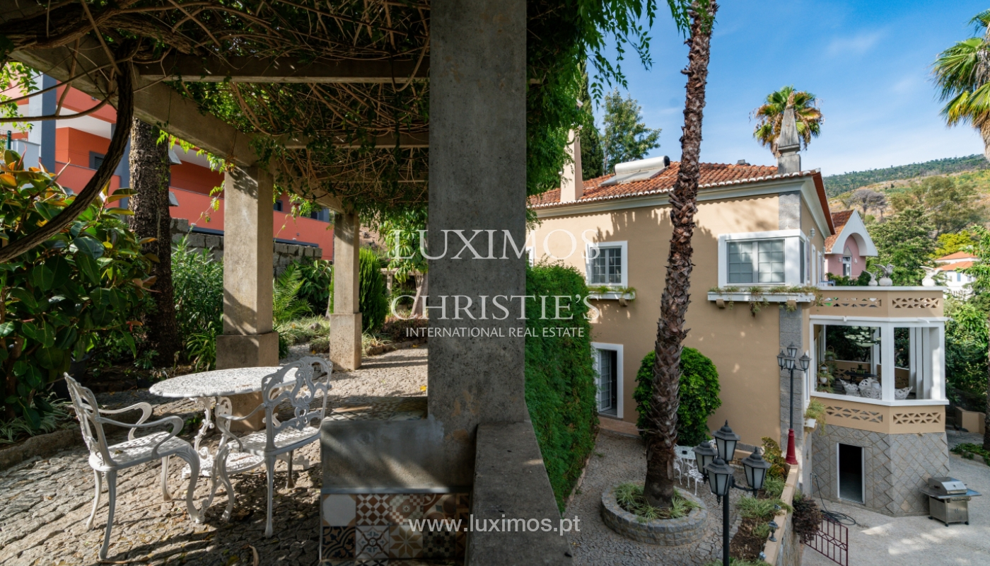 Superbe maison avec jardins et piscine, Caldas de Monchique, Algarve_150395