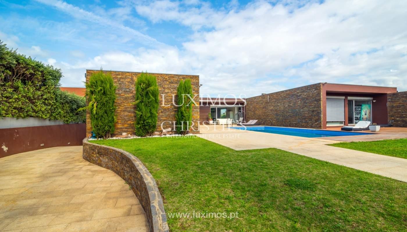 Zeitgenössische Luxusvilla, zu verkaufen, Labruge, Vila Conde, Portugal_150441