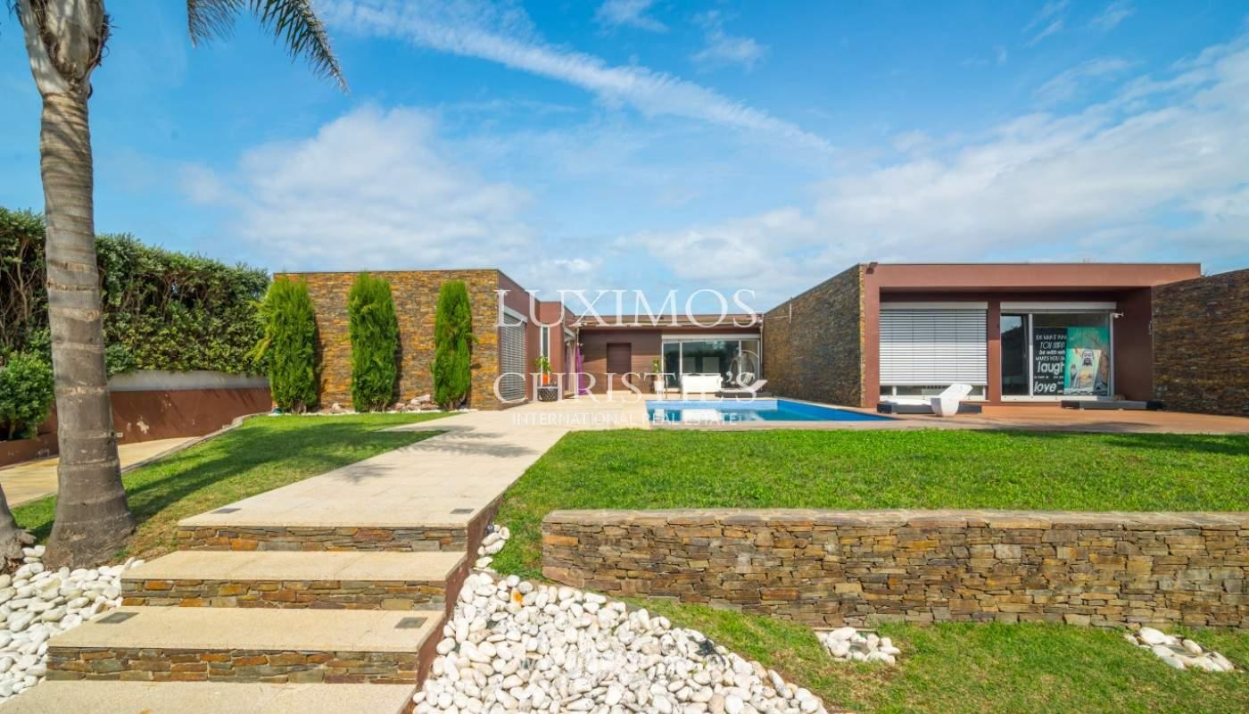Zeitgenössische Luxusvilla, zu verkaufen, Labruge, Vila Conde, Portugal_150445