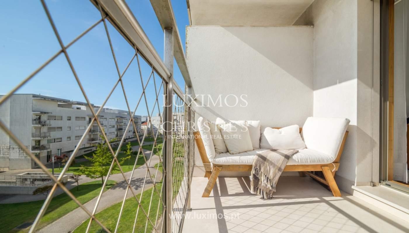 Appartement de luxe avec balcon, à vendre, à Ramalde, Porto, Portugal_150467