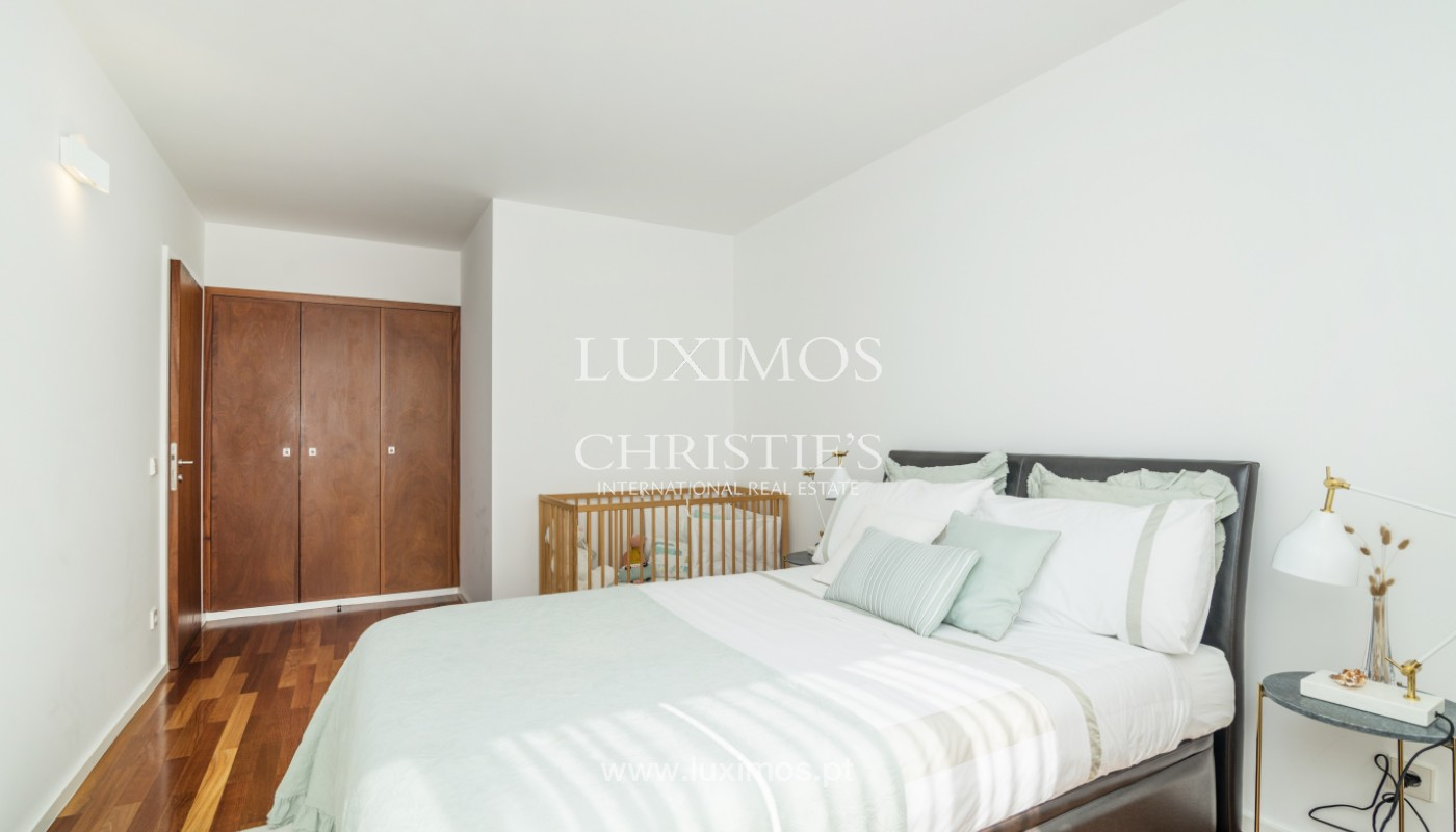 Appartement de luxe avec balcon, à vendre, à Ramalde, Porto, Portugal_150471