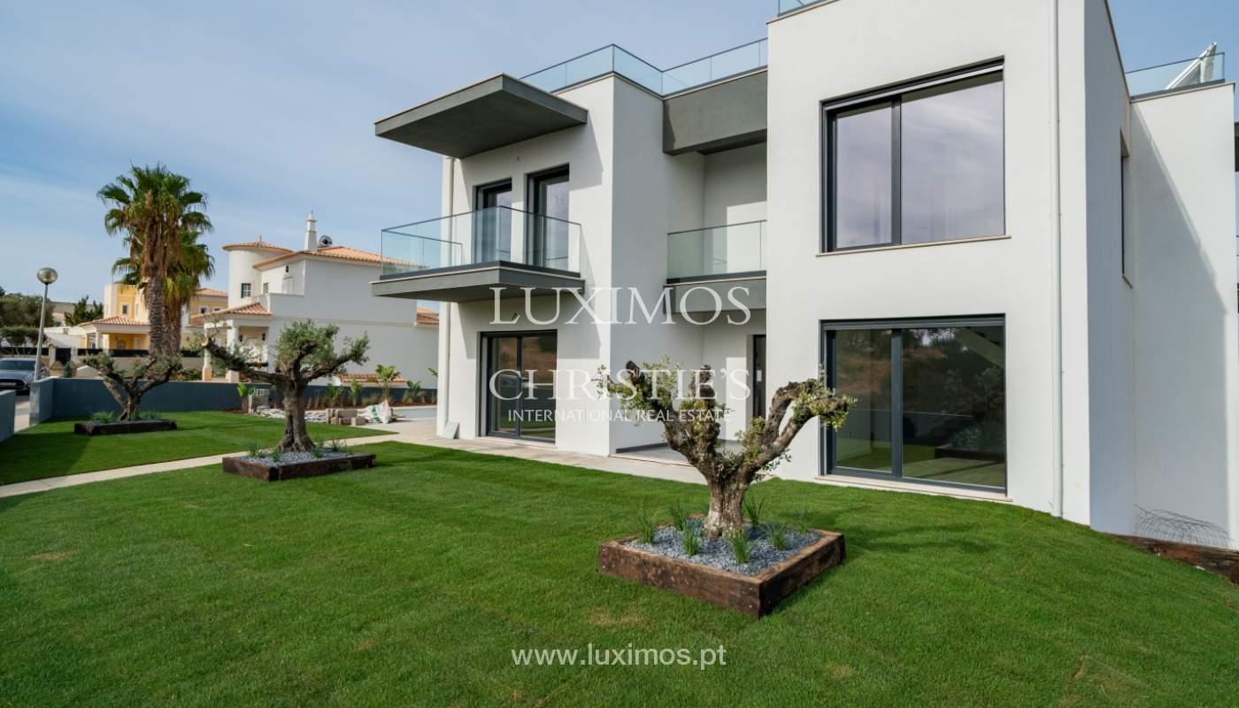 Neue 4-Schlafzimmer-Villa, mit Schwimmbad, Albufeira, Algarve_150598