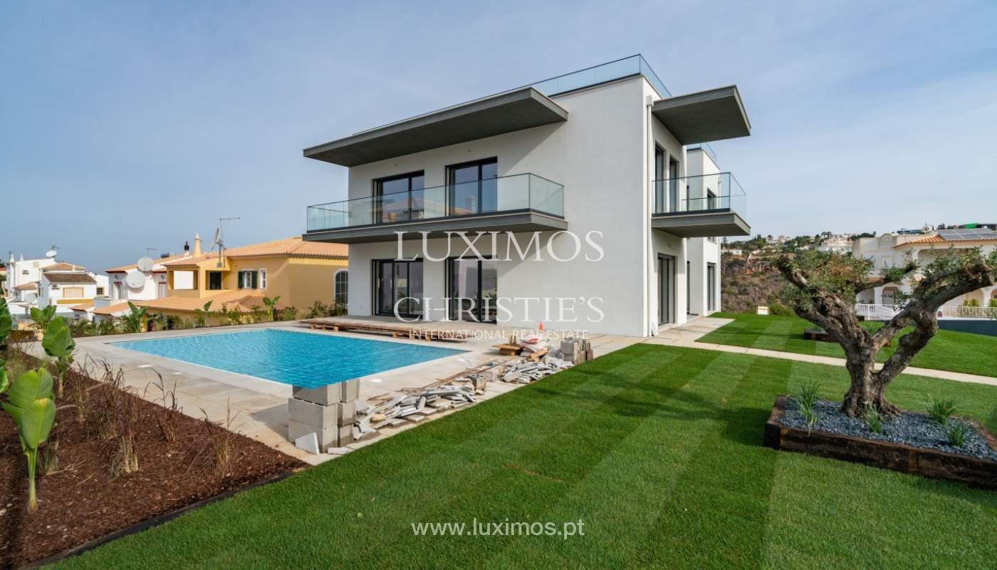Neue 4-Schlafzimmer-Villa, mit Schwimmbad, Albufeira, Algarve_150599