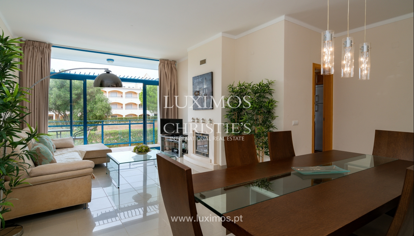 Apartment with 2 bedrooms, private condominium, Vilamoura, Algarve_150657