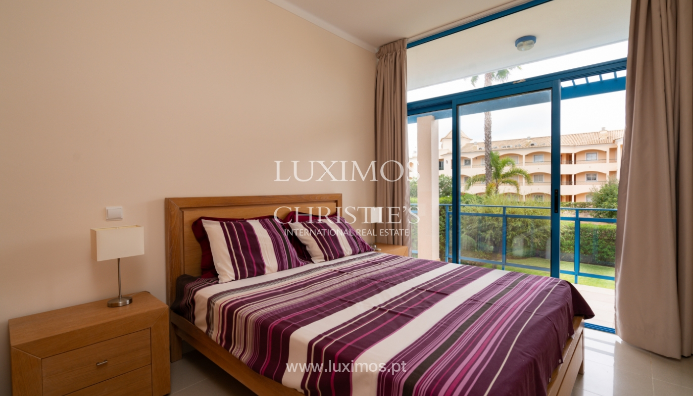 Apartment with 2 bedrooms, private condominium, Vilamoura, Algarve_150670