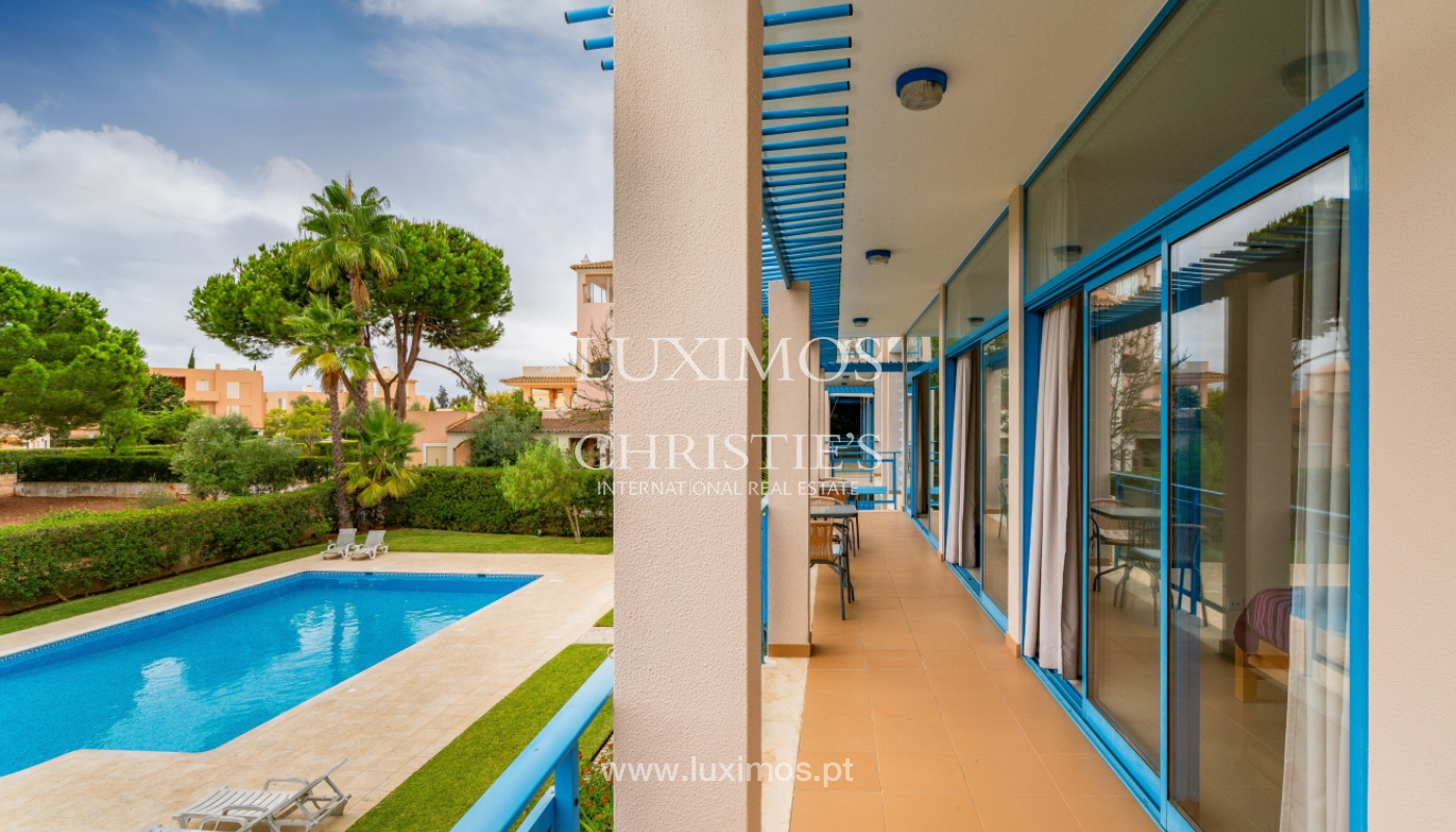 Apartment with 2 bedrooms, private condominium, Vilamoura, Algarve_150676