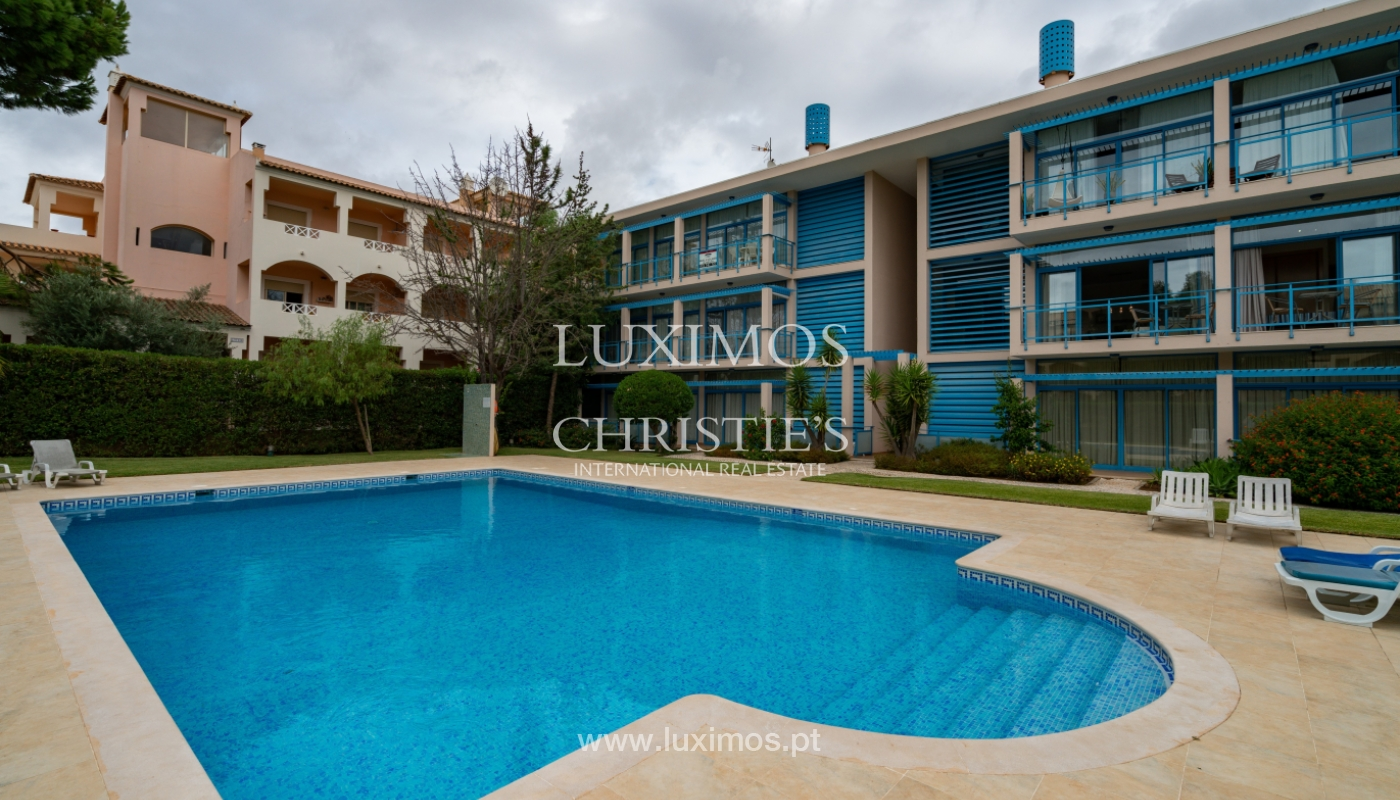 Apartment with 2 bedrooms, private condominium, Vilamoura, Algarve_150683