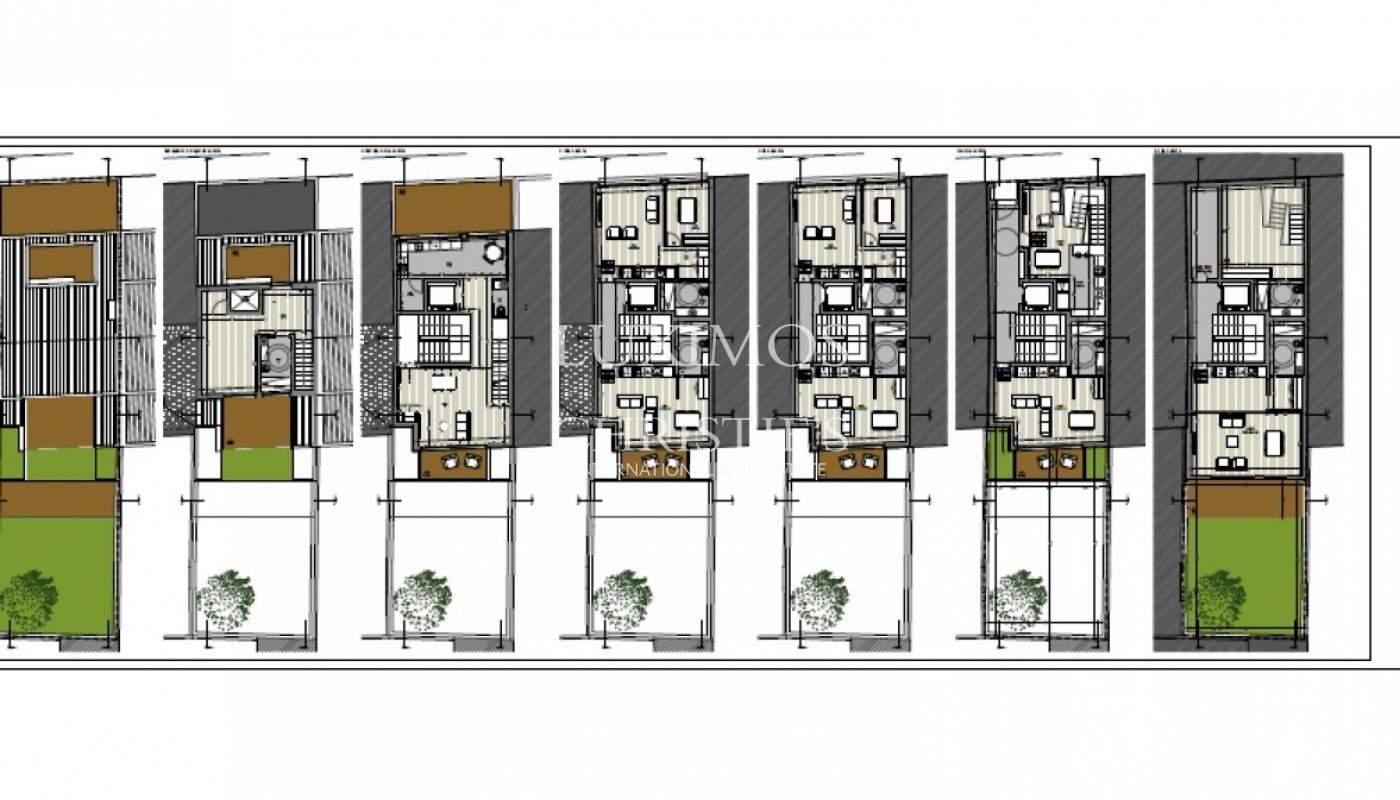 Lote con proyecto aprobado para construcción de edificio, en venta, Porto, Portugal_150813