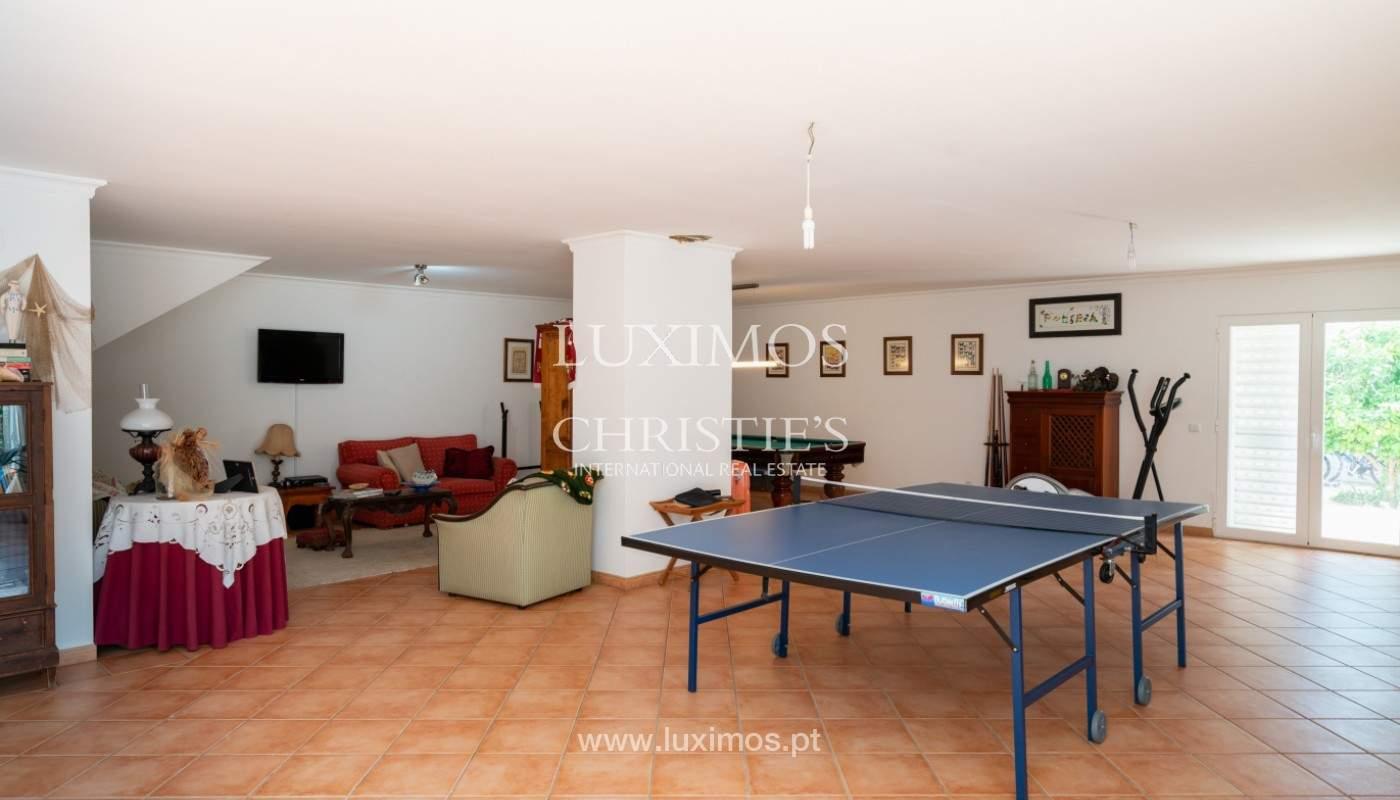 Villa de 4 chambres, avec vue sur la mer, Tavira, Algarve_150856