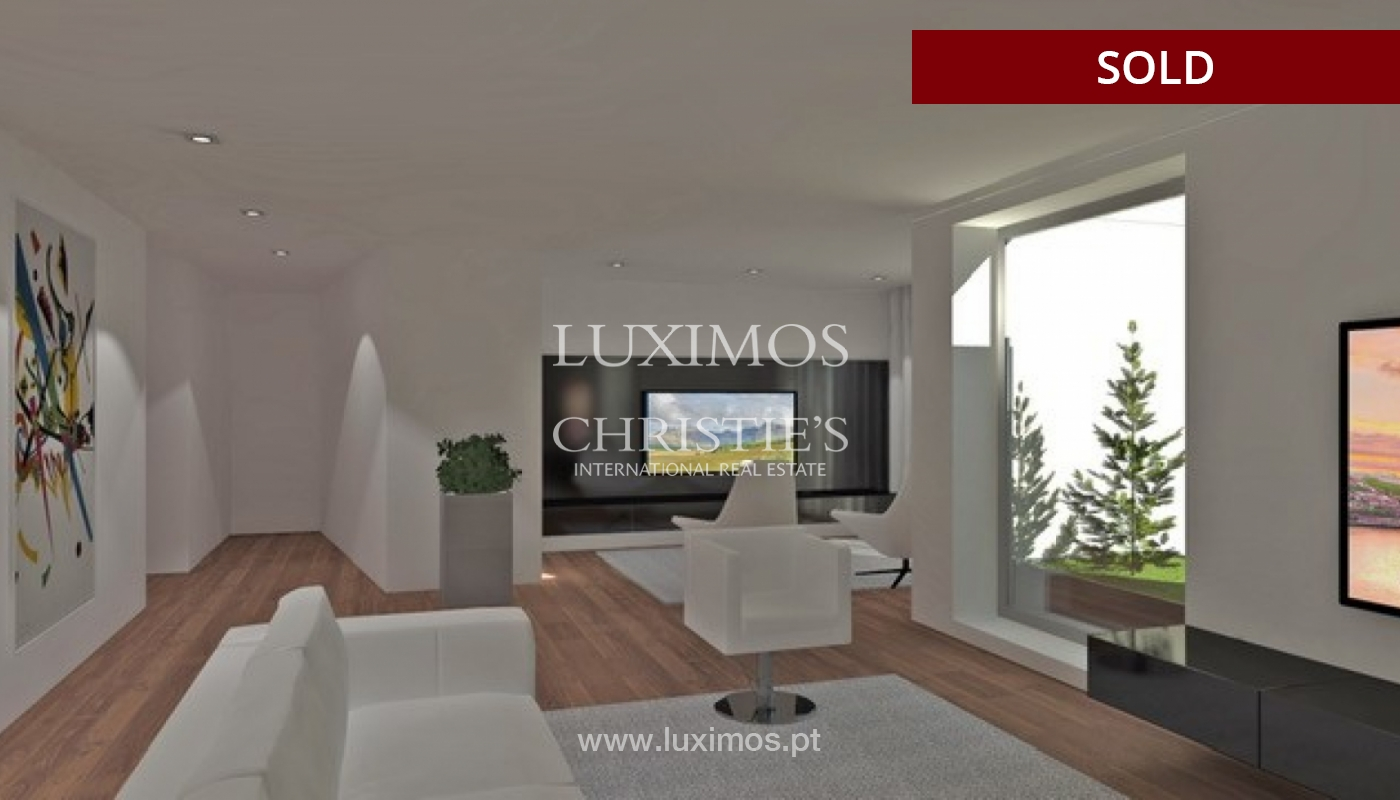 Appartement neuf et moderne, à vendre à Porto, près Boavista, Portugal_150879