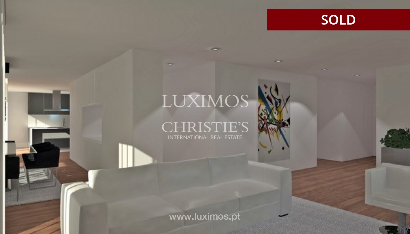 Appartement neuf et moderne, à vendre à Porto, près Boavista, Portugal_150880