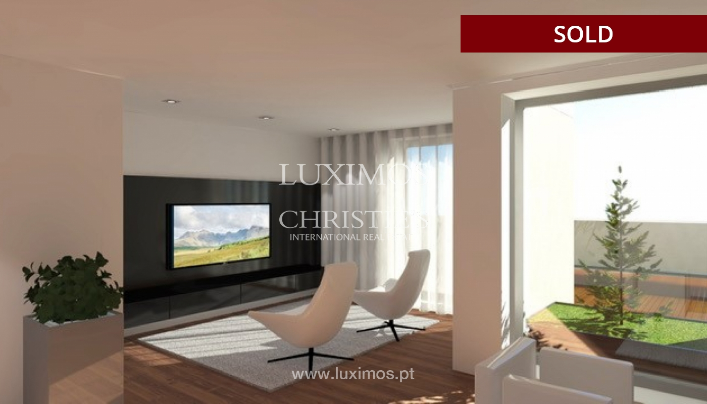 Appartement neuf et moderne, à vendre à Porto, près Boavista, Portugal_150884