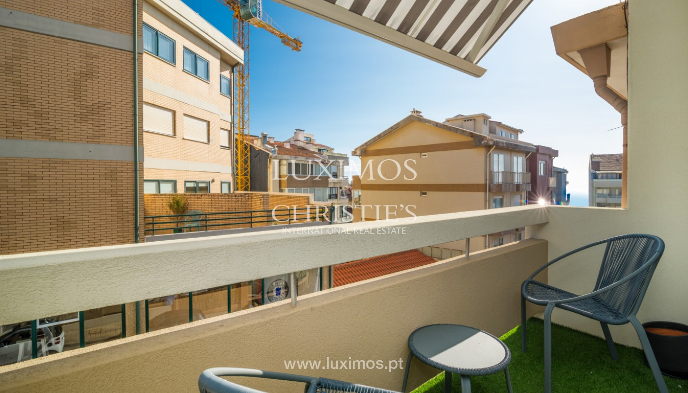 Penthouse duplex with ocean views, for sale, in Foz do Douro, Portugal_150894
