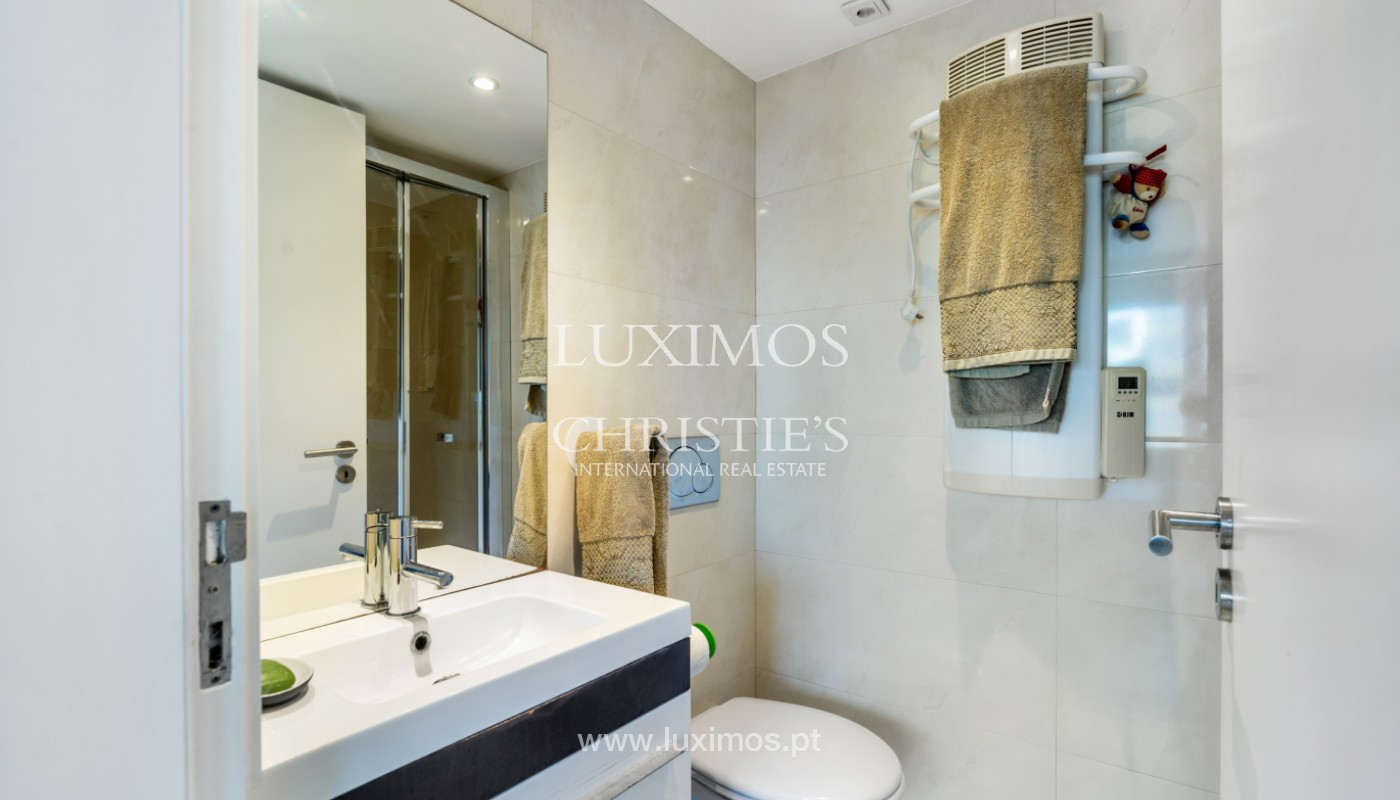 Penthouse duplex with ocean views, for sale, in Foz do Douro, Portugal_150909