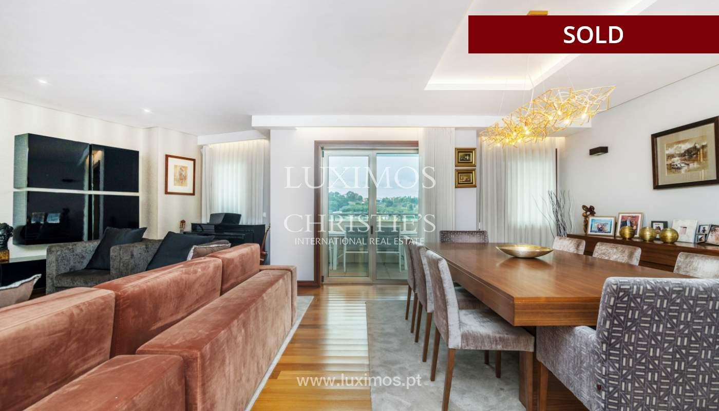 Luxus-Wohnung am 1. Fluss, zu verkaufen, in Gondomar, Porto, Portugal_151074
