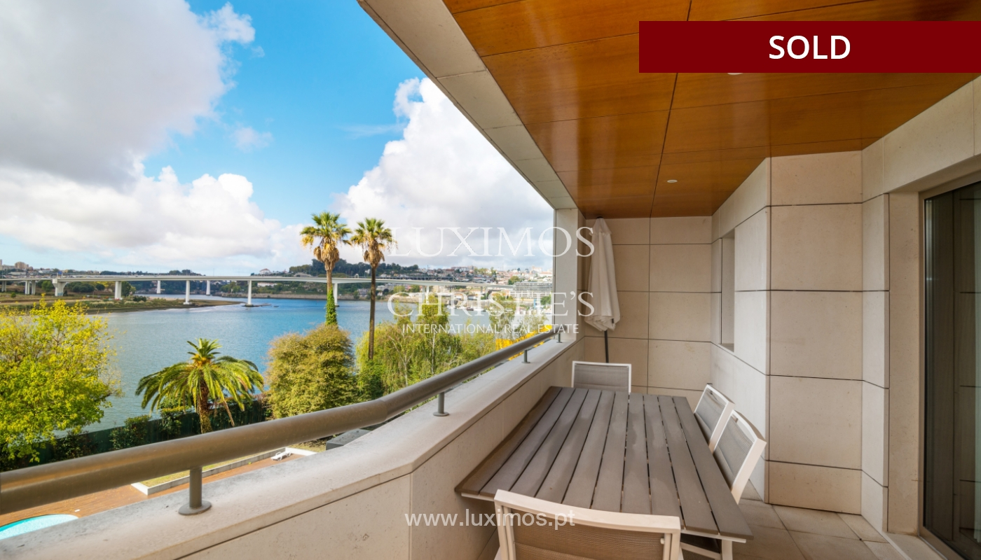 Luxus-Wohnung am 1. Fluss, zu verkaufen, in Gondomar, Porto, Portugal_151078